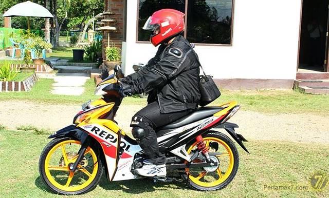 honda new Blade 125 FI pertamax7.com