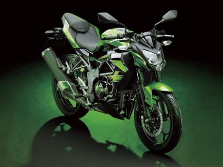 Kawasaki Z250SL aka BR250 18