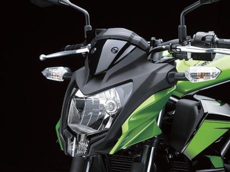 Kawasaki Z250SL aka BR250 22