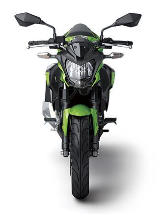 Kawasaki Z250SL aka BR250 6