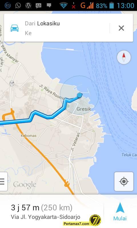 lokasi rumah makan Ikan laut Hj Tipa Gresik jawa timur