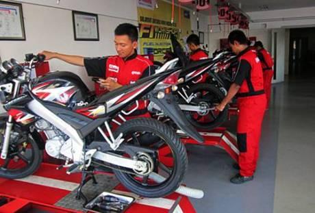 Pelatihan Otomotif Sepeda Motor Gratis dari Yamaha  img_0052