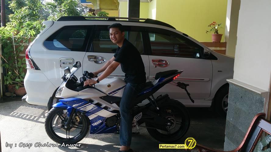 Pemilik Pertama yamaha YZf-R15 di Kuningan Jawa barat 4