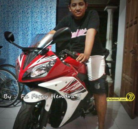 Pemilik Yamaha YZF-R15 di Surakarta 5