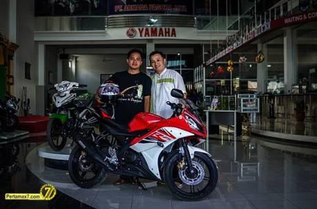 Pemilik Yamaha YZf-R15 di Tulung Agung Jawa Timur 18