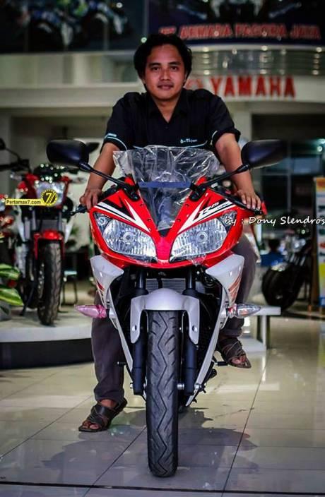 Pemilik Yamaha YZf-R15 di Tulung Agung Jawa Timur 6