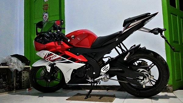 Pemilik Yamaha YZf-R15 di Tulung Agung Jawa Timur 7