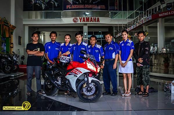 Pemilik Yamaha YZf-R15 di Tulung Agung Jawa Timur 8