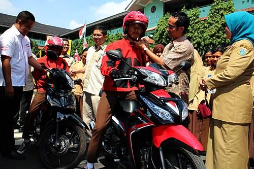 sekolah Honda Satu Hati  (3)