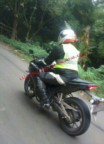 Spied Yamaha YZF-R25 di Purwakarta 3