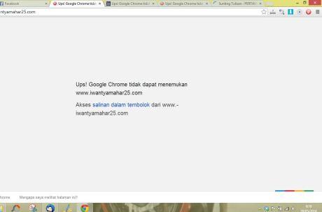 website iwantyamahar25.com ditutup