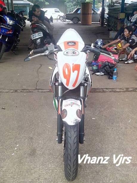 Yamaha Vixion VJRS