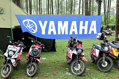 Yamaha X-Ride Adventure Challange Ajang Uji Nyali Bikers Pemberani 1