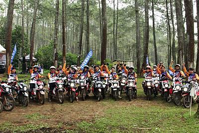 Yamaha X-Ride Adventure Challange Ajang Uji Nyali Bikers Pemberani 4