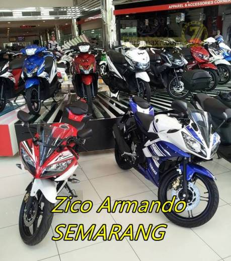 yamaha YZf-R15 di Semarang