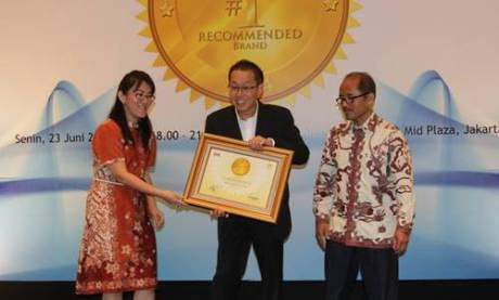 AHM Raih Penghargaan Word of Mouth Marketing 2014 02