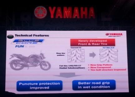 ban  baru yamaha FZ-16 V2.0 Fuel Injection