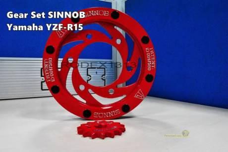 Gear Sinnob Yamaha R15 2