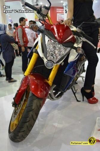 Honda CB1000R Pekan raya jakarta 2014