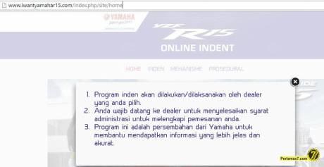 indent online R15 babak 2