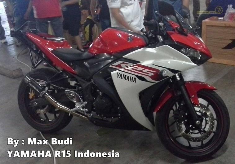 kanlpot Sakura untuk Yamaha YZF-R25