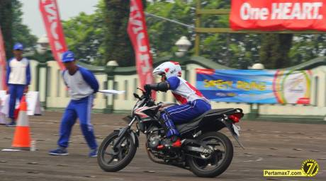 kompetisi safety riding honda