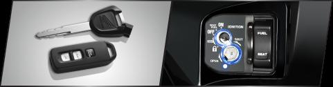 kunci kontak all new honda pcx 150 2015