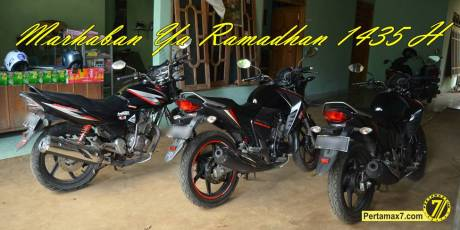 marhaban ya Ramadhan 1435 H