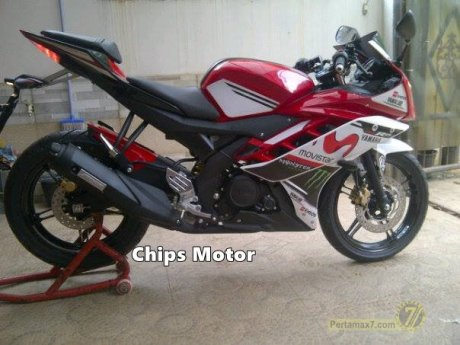 modifikasi Yamaha R15 by Chips Motor 8