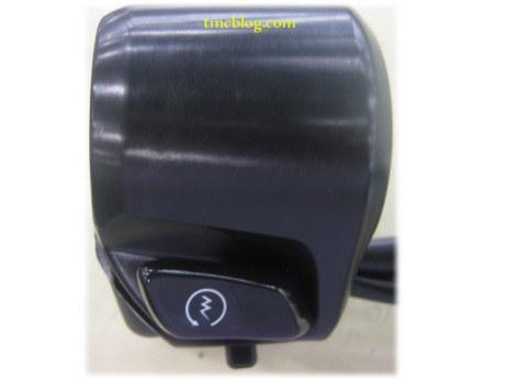 panel saklar kiri Honda K45 aka Honda CBR150 Lokal 31