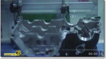 Perakitan Yamaha YZF-R25 di Indonesia Iwata Quality 10