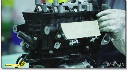 Perakitan Yamaha YZF-R25 di Indonesia Iwata Quality 13