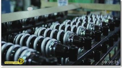 Perakitan Yamaha YZF-R25 di Indonesia Iwata Quality 26