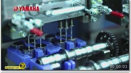Perakitan Yamaha YZF-R25 di Indonesia Iwata Quality 3