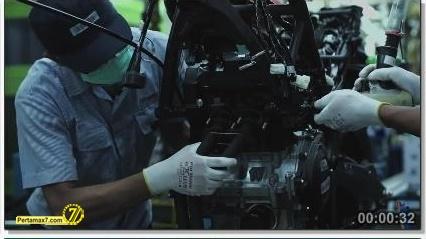 Perakitan Yamaha YZF-R25 di Indonesia Iwata Quality 32