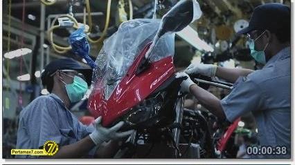 Perakitan Yamaha YZF-R25 di Indonesia Iwata Quality 39