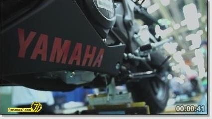 Perakitan Yamaha YZF-R25 di Indonesia Iwata Quality 42