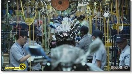 Perakitan Yamaha YZF-R25 di Indonesia Iwata Quality 44
