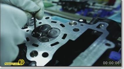 Perakitan Yamaha YZF-R25 di Indonesia Iwata Quality 6