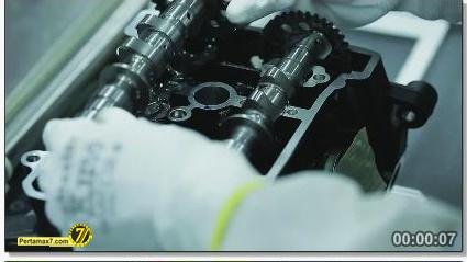 Perakitan Yamaha YZF-R25 di Indonesia Iwata Quality 7