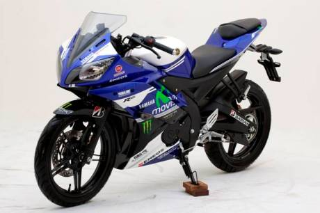 R15 indent online Special Edition MotoGP Livery