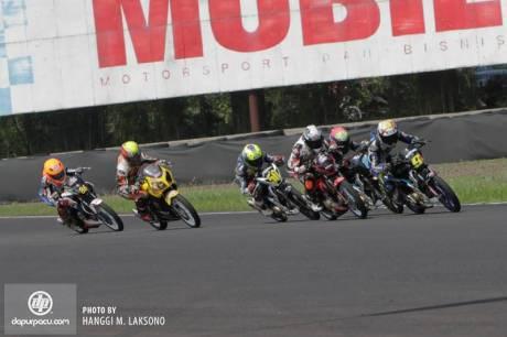 race IRS 2014 putaran 2 sport 150
