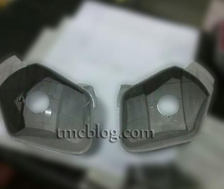 reflektor headlamp Honda K45 aka Honda CBR150 Lokal 9