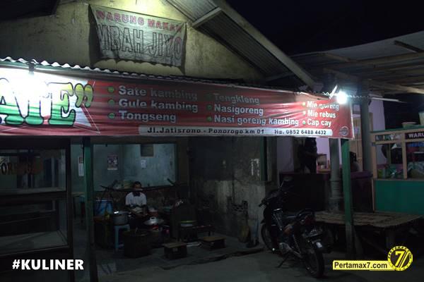 Sate Kambing Mbah Jiyo Jatisrono 19