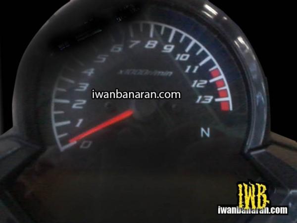speedometer  Honda K45 aka Honda CBR150 Lokal 40