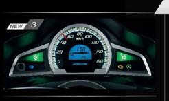 speedometer honda pcx 150 2015