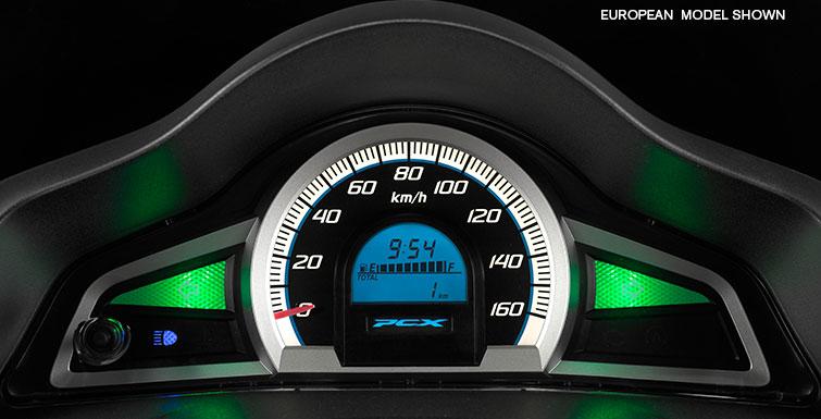 Honda All New PCX 150 2015 Dengan Headlight LED Hadir Ke