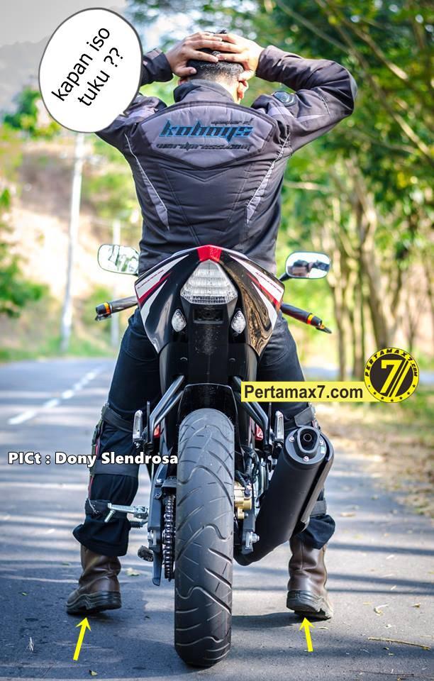 Testride Yamaha YZF-R15 Indonesia 15