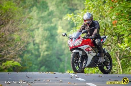 Testride Yamaha YZF-R15 Indonesia 22
