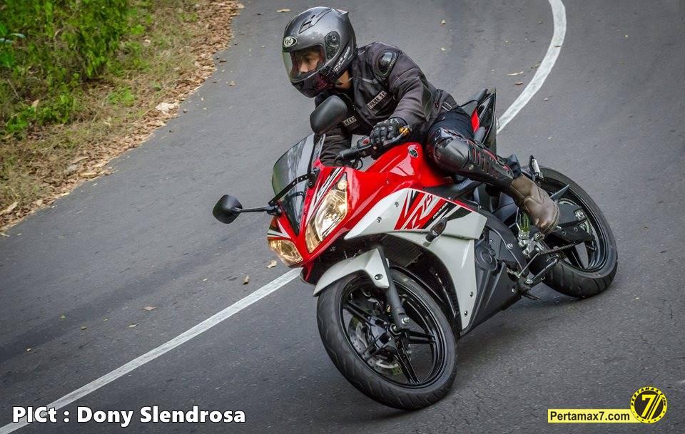 Testride Yamaha YZF-R15 Indonesia 25